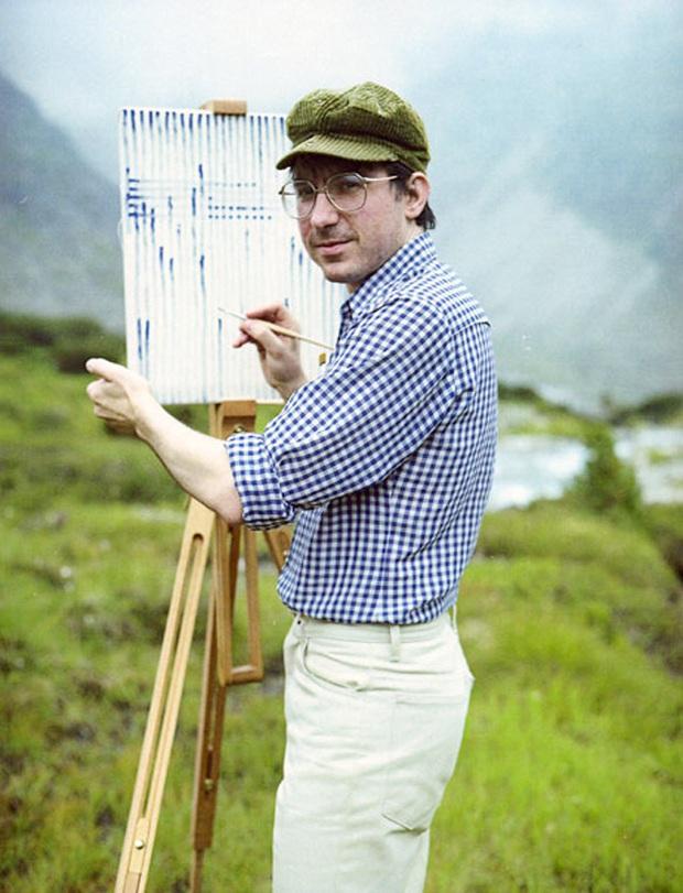 Bộ đôi họa sĩ và nhiếp ảnh gia lặn lội đi khắp châu Âu chỉ để cho ra đời bộ ảnh chụp các bức vẽ... chiếc áo đang mặc trên người - Ảnh 7.