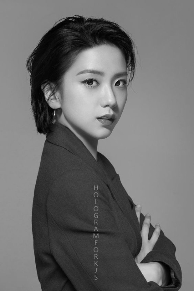 Nhiều người chê Jisoo xinh mà nhạt nhưng nếu cô thật sự để kiểu tóc này thì dân tình sẽ phải câm nín vì quá chất - Ảnh 8.
