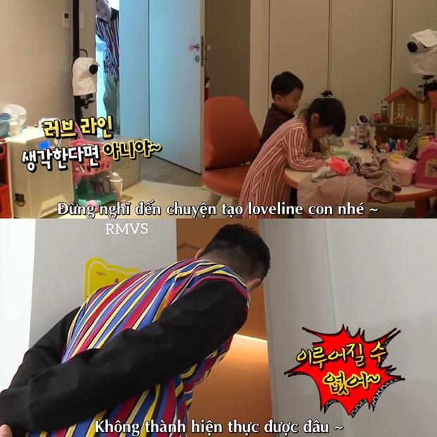 Đúng là con trai Kang Gary có khác, loveline trên show thực tế cũng giống y đúc bố thế này! - Ảnh 10.