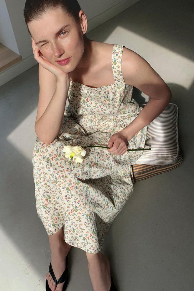 Hà Tăng diện váy hoa bình dân xinh lịm tim, chị em đu theo cực đơn giản nhờ loạt thiết kế từ Zara, Mango, ASOS này - Ảnh 8.