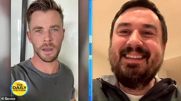 Thor Chris Hemsworth mời nạn nhân vụ đánh bom show Ariana Grande tới dự thảm đỏ với 1 điều kiện, nghe xong ai cũng xúc động - Ảnh 3.