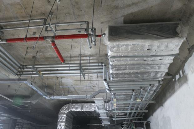 Ga ngầm Ba Son của tuyến Metro đang dần thành hình, đẩy nhanh tiến độ để giao mặt bằng cho dự án cầu Thủ Thiêm 2 - Ảnh 4.