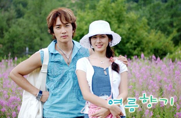 7 khoảnh khắc sáng tạo nữ thần của mỹ nhân màn ảnh Hàn: Song Hye Kyo vụt sáng nhờ mái thưa huyền thoại - Ảnh 12.