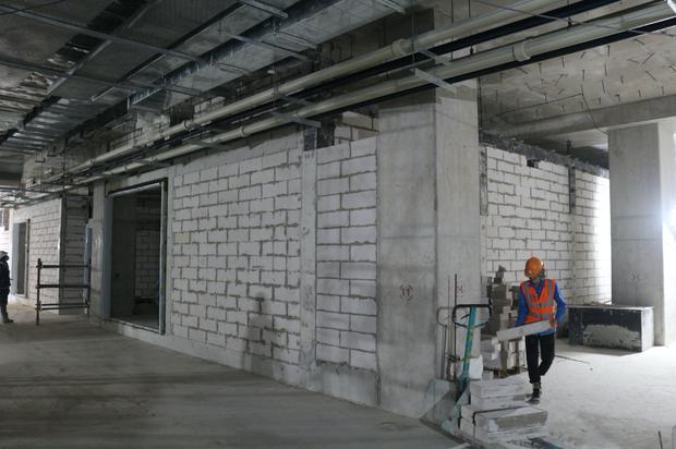 Ga ngầm Ba Son của tuyến Metro đang dần thành hình, đẩy nhanh tiến độ để giao mặt bằng cho dự án cầu Thủ Thiêm 2 - Ảnh 3.