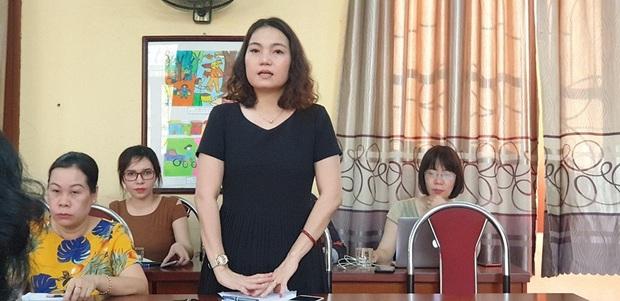 Xem xét trách nhiệm cô giáo chủ nhiệm và Hiệu trưởng Trường Tiểu học Quang Trung sau vụ việc học sinh lớp 1 bị phê bình vì đi học sớm 15 phút - Ảnh 1.
