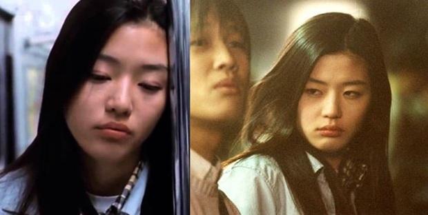 7 khoảnh khắc sáng tạo nữ thần của mỹ nhân màn ảnh Hàn: Song Hye Kyo vụt sáng nhờ mái thưa huyền thoại - Ảnh 3.