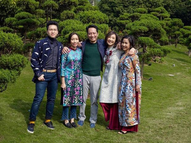 3 người con của diva Mỹ Linh - NS Anh Quân: Anna Trương và gái út 18 tuổi vừa xinh vừa giỏi, con trai giữa kín tiếng nhất nhà - Ảnh 1.