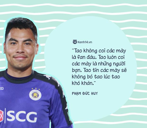 Đi tìm cầu thủ Việt Nam chất chơi nhất mạng xã hội: Gọi tên Hoàng tử và nhiếp ảnh gia không chuyên Tuấn Anh - Ảnh 3.
