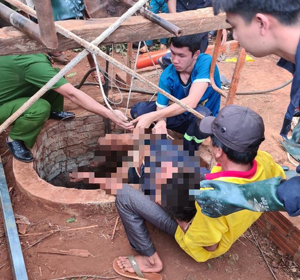 Phú Yên: Tảo giếng bị ngạt khí, 2 người chết - Ảnh 1.