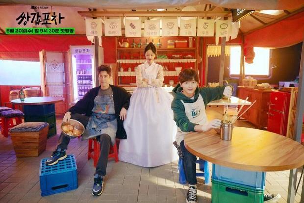 Mystic Pop-up Bar: Phiên bản quán nhậu trả nghiệp của Hotel Del Luna, dì hai Hwang Jung Eum vừa tái xuất đã đi xử biến thái - Ảnh 8.