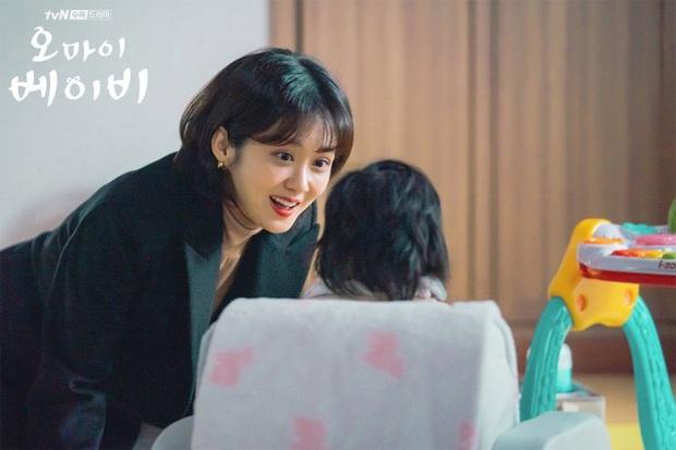 Rating Oh My Baby! ảm đạm vì Jang Nara diễn đã chán, kịch bản lại còn cồng kềnh đến mệt - Ảnh 3.