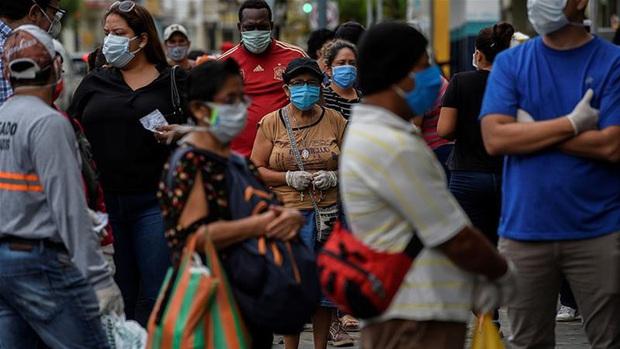 Mỹ Latin trở thành tâm điểm mới của đại dịch Covid-19 - Ảnh 1.