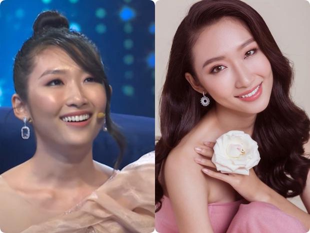 3 nữ chính Người Ấy Là Ai: Ngoài đời xinh đẹp sang chảnh ngất ngây nhưng lên sóng lại bị makeup dìm không thương tiếc - Ảnh 2.