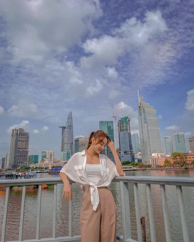 Ngắm ảnh OOTD của sao Việt là biết ngay 5 kiểu váy áo đáng sắm nhất Hè này, diện lên vừa xinh lại vừa sang - Ảnh 12.
