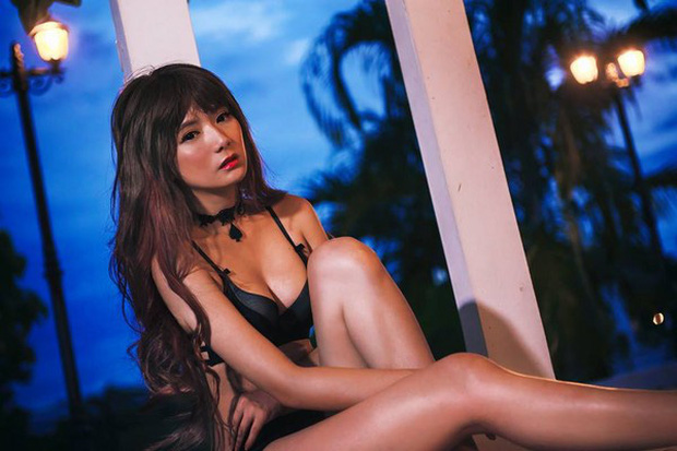 Cộng đồng mạng bình chọn top 5 nữ YouTuber được khao khát nhất Đài Loan, bất ngờ khi nhiều người cho rằng Top 4 xứng đáng đổi chỗ cho top 1 - Ảnh 15.