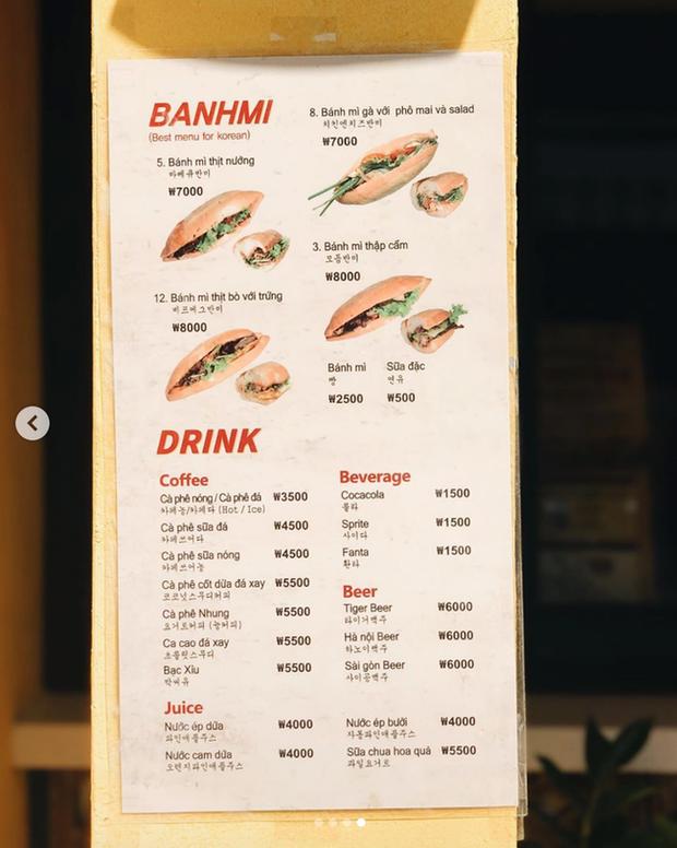 Loạt món ăn ở Việt Nam có giá bình dân nhưng sang tới Hàn Quốc đội giá gấp 2-3 lần vẫn được săn lùng ráo riết - Ảnh 3.