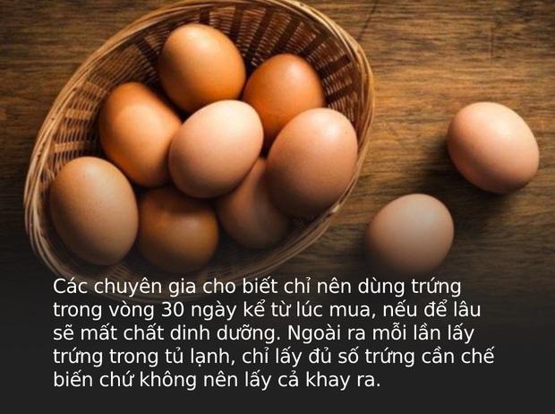 Cả nhà hôn mê sâu sau bữa cơm tối, bác sĩ chỉ ra nguyên do đến từ một sai lầm khi bảo quản trứng nhiều bà nội trợ mắc phải - Ảnh 3.