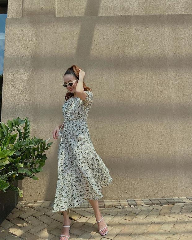 Ngắm ảnh OOTD của sao Việt là biết ngay 5 kiểu váy áo đáng sắm nhất Hè này, diện lên vừa xinh lại vừa sang - Ảnh 2.