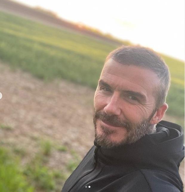 Victoria mừng húm vì ông xã David Beckham hói đầu, xuống sắc: Nguyên nhân đằng sau điều này hoàn toàn dễ hiểu - Ảnh 4.