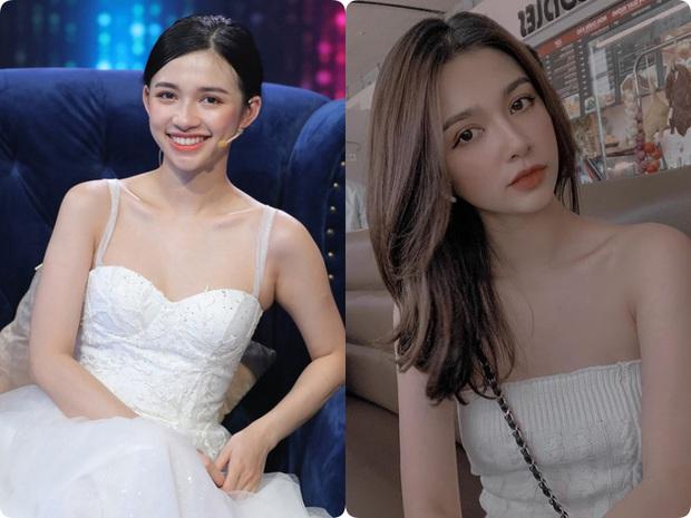 3 nữ chính Người Ấy Là Ai: Ngoài đời xinh đẹp sang chảnh ngất ngây nhưng lên sóng lại bị makeup dìm không thương tiếc - Ảnh 10.