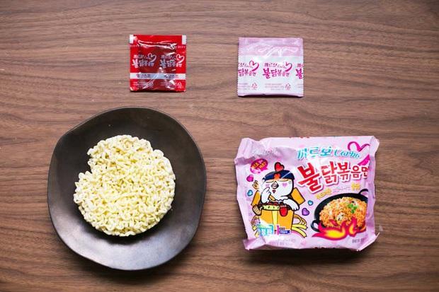 Review tường tận 9 loại mỳ cay Hàn Quốc giúp bạn lựa chọn đúng khẩu vị mà mình thích - Ảnh 10.
