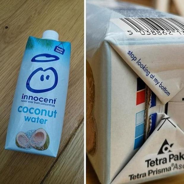 Dân mạng thế giới chia sẻ những thông điệp bí mật ẩn chứa trong các sản phẩm ăn uống đóng hộp: Chỉ những ai tinh ý mới nhận ra - Ảnh 7.