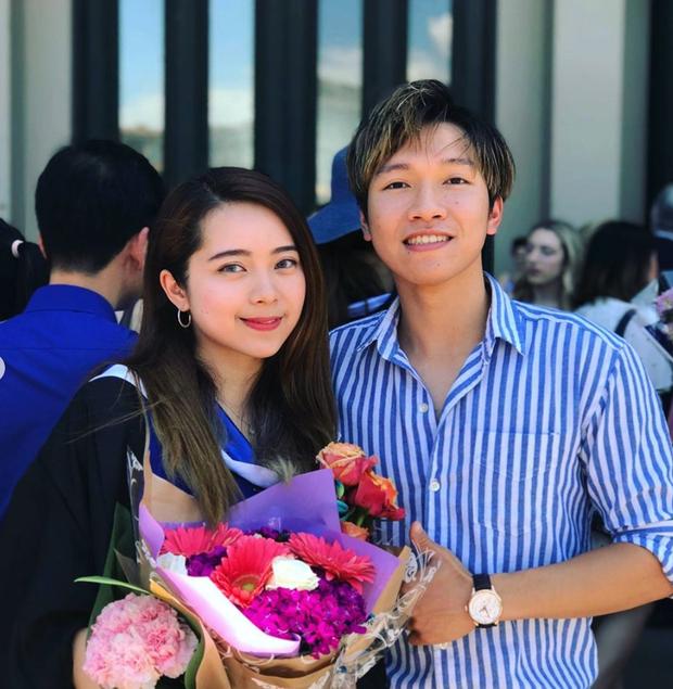 3 người con của diva Mỹ Linh - NS Anh Quân: Anna Trương và gái út 18 tuổi vừa xinh vừa giỏi, con trai giữa kín tiếng nhất nhà - Ảnh 13.