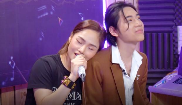 Mix-In Show: Miu Lê tựa vai K-ICM hát live cực hay sáng tác của Trấn Thành - Ảnh 5.