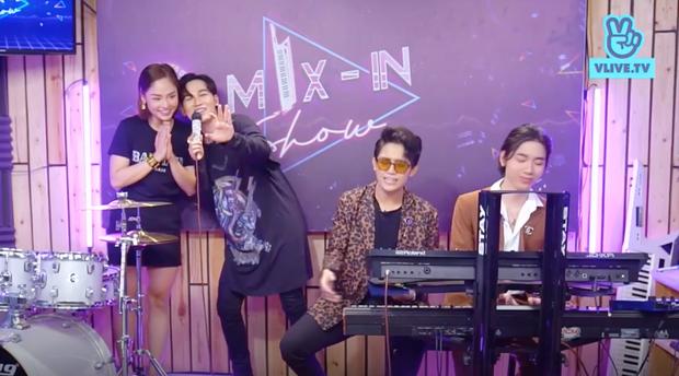 Mix-In Show: Miu Lê tựa vai K-ICM hát live cực hay sáng tác của Trấn Thành - Ảnh 6.