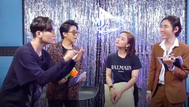 Mix-In Show: Miu Lê tựa vai K-ICM hát live cực hay sáng tác của Trấn Thành - Ảnh 7.
