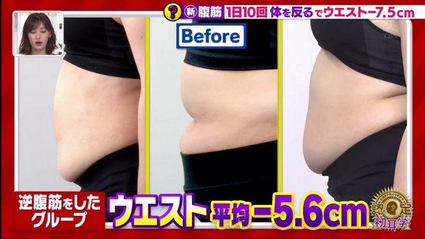 3 bài tập giảm mỡ bụng được lên cả đài truyền hình Hàn Quốc lẫn Nhật Bản: giảm từ 5 - 7cm vòng eo chỉ là chuyện nhỏ - Ảnh 11.