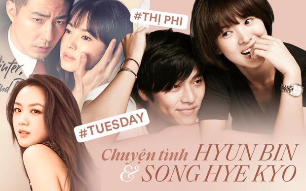 Chuyện tình Song Hye Kyo - Hyun Bin: Đẹp nhưng 2 chữ tiểu tam làm nên cái kết thị phi, sau bao đau khổ liệu có về với nhau? - Ảnh 19.