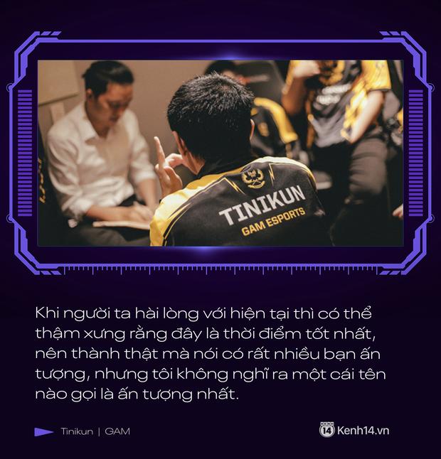Phỏng vấn độc quyền Tinikun: GAM Esports đang xuống tinh thần rất lớn, tôi nghĩ GAM sẽ gặp nhiều khó khăn - Ảnh 4.