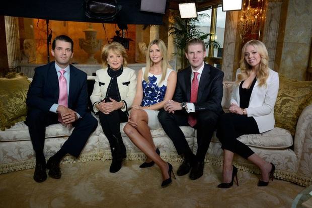 Con gái út cực phẩm nhưng kín tiếng của ông Trump: Tốt nghiệp trường luật, xử lý khéo quan hệ gia đình và tham vọng bước vào đế chế kinh doanh - Ảnh 5.