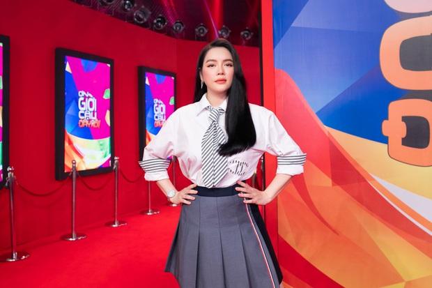 Ơn giời mùa 7: Lý Nhã Kỳ đi đường quyền, dùng lược tàng hình, Hoa hậu Khánh Vân khoe chân dài miên man - Ảnh 5.
