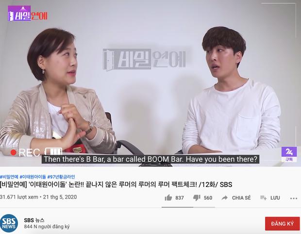 Phóng viên từng bóc bê bối Seungri đã hành động: Vạch trần Jungkook (BTS) và 3 idol đến bar có phụ nữ bán nude ở ổ dịch Itaewon - Ảnh 5.