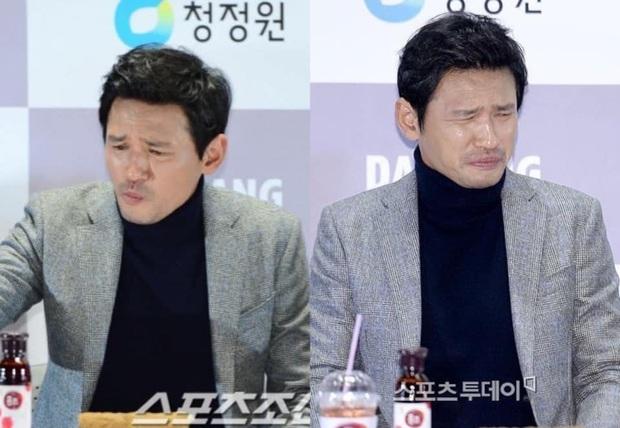 Một loại nước huyền bí diễn viên Hàn nào cũng phải uống khi thắng giải Rồng Xanh, vị như nào mà mặt ai cũng như trúng độc vậy? - Ảnh 3.