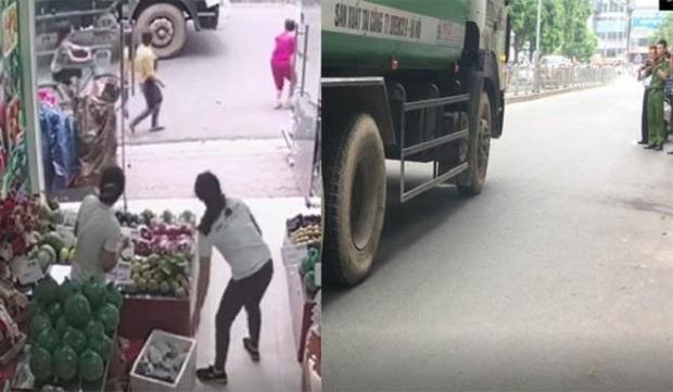 Hôm nay xét xử vụ xe rác chạy giờ cấm, tông chết bé trai ở Hà Nội - Ảnh 1.