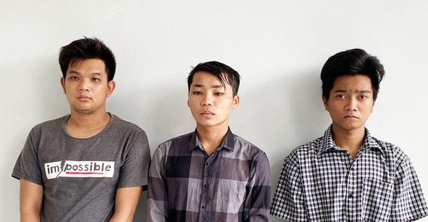 3 kẻ cướp và hiếp dâm cô gái 32 tuổi bị bắt như thế nào? - Ảnh 1.