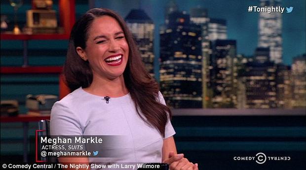 Meghan Markle xấu hổ khi bị dân mạng đào lại clip vạ miệng chê cười Tổng thống Trump và giờ phải nhận cái kết cay đắng - Ảnh 2.