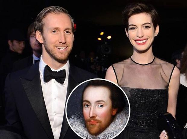 Duyên tiền kiếp liệu có thật? Chuyện tình yêu của minh tinh Anne Hathaway gây choáng vì liên quan đến Shakespeare? - Ảnh 6.