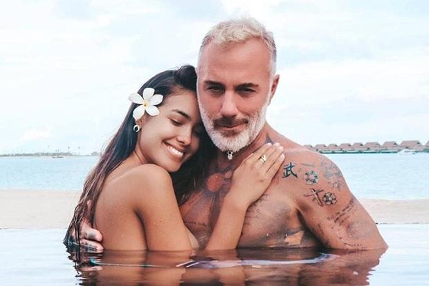 Chuyện tình đẹp như mơ của nàng người mẫu và người tình triệu phú hơn 27 tuổi, nhưng gây ngạc nhiên nhất chính là ngoại hình của ông chú U60 - Ảnh 4.