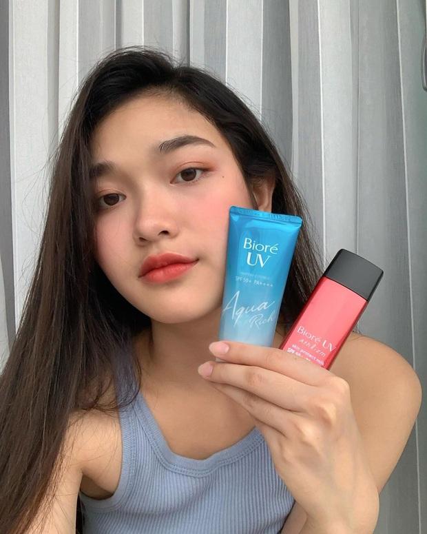 Rất giàu nhưng phù thủy makeup Michelle Phan chỉ mê đắm loại kem chống nắng chưa đến 200k cực kỳ quen thuộc với con gái Việt - Ảnh 6.