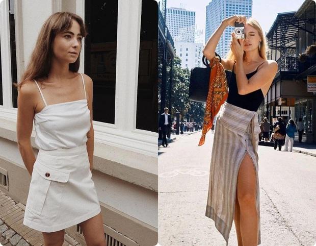 Ngoài váy lụa, phụ nữ Pháp còn mê mẩn váy áo thô đũi mộc mạc, dung dị mà phóng khoáng - Ảnh 8.