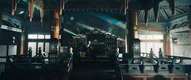 Giải mã MV của SUGA (BTS): Tên ca khúc là một điệu nhạc cổ, câu chuyện về vị Vua tàn bạo khét tiếng cùng rất nhiều biểu tượng văn hoá Hàn Quốc được cài cắm - Ảnh 7.