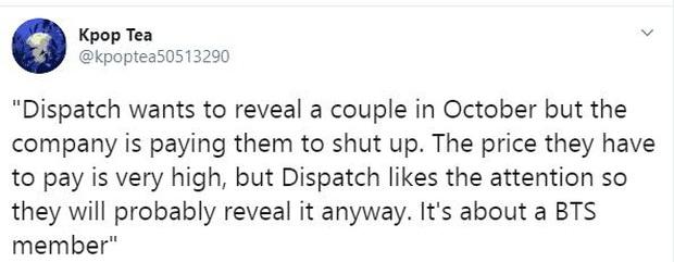 Mật báo Kbiz: Phẫn nộ tin Jungkook (BTS) khiến mỹ nhân ITZY khóc, BLACKPINK xô xát, Dispatch sẽ khui mối hẹn hò mới - Ảnh 8.