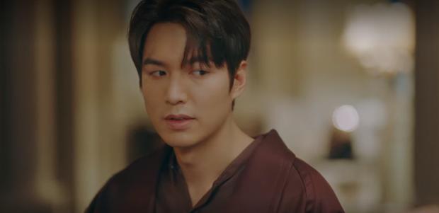 Tập 12 Quân Vương Bất Diệt trả bài cực hot cảnh giường chiếu của Lee Min Ho: Hết hôn cổ tới luôn bước hạ sinh thái tử? - Ảnh 7.
