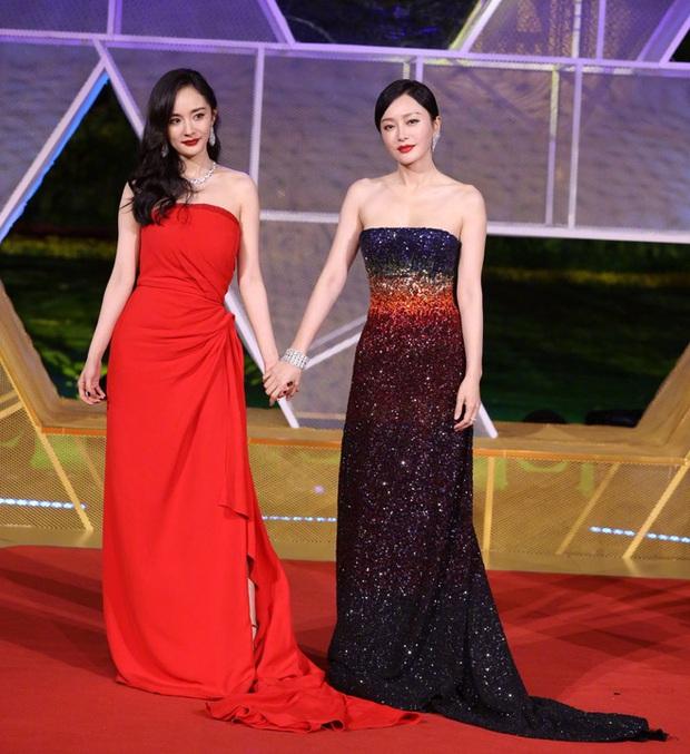 Những nàng công chúa Cbiz chung khung hình: Angela Baby - Nhiệt Ba chấp cả dàn mỹ nhân, Lưu Diệc Phi khiến fan ngã ngửa - Ảnh 14.