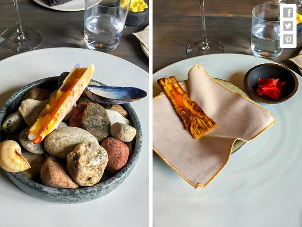 """Thử dùng bữa ở 4 nhà hàng đạt sao Michelin và cái kết: Các món ăn vừa đẹp vừa ngon đến """"vô thực"""", nhưng giá thì đắt như lên trời - Ảnh 5."""