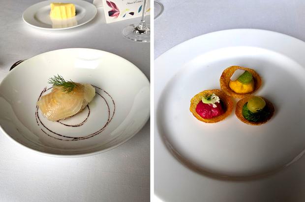 """Thử dùng bữa ở 4 nhà hàng đạt sao Michelin và cái kết: Các món ăn vừa đẹp vừa ngon đến """"vô thực"""", nhưng giá thì đắt như lên trời - Ảnh 18."""